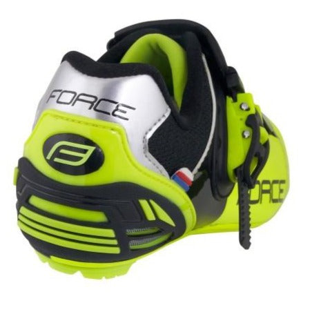 Force Road Carbon Road Shoes - Flou Swart