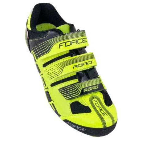 Force Road Fietsry Road Shoes - Flou Swart
