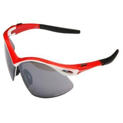 MASSI Fiber Sunglasses Red
