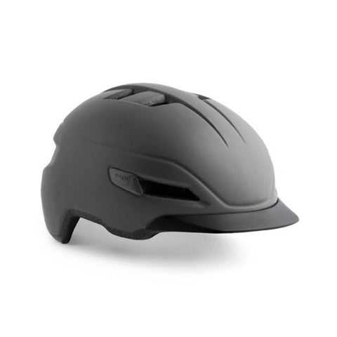Casque MET Corso E-Bike Urban Gris Mat