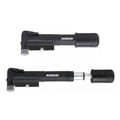 MASSI Telescopic Double Shot Bike Pump CM-07