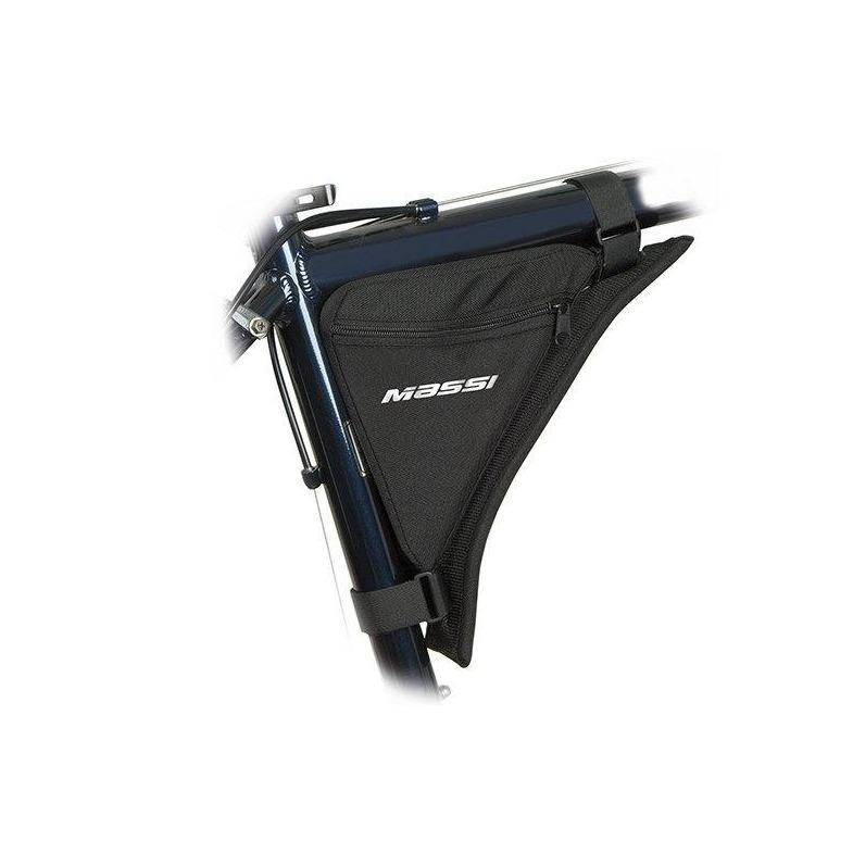 Massi Triangle Frame Bag Cm-224 Noir - Oneillscyclestore