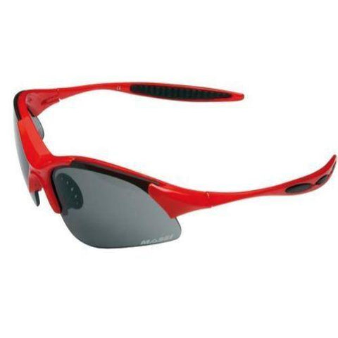 Massi Wind Sunglasses - Red