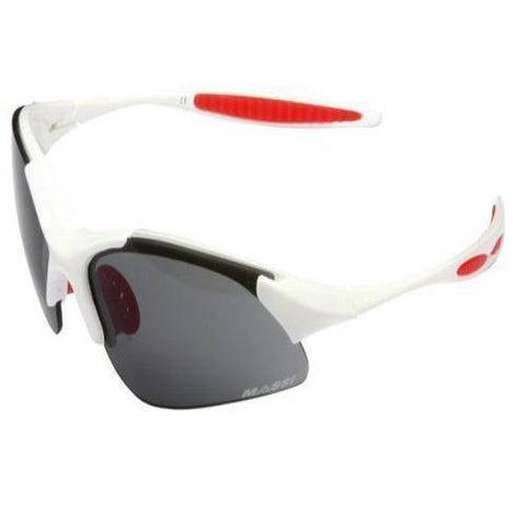 Massi Wind Sunglasses - White