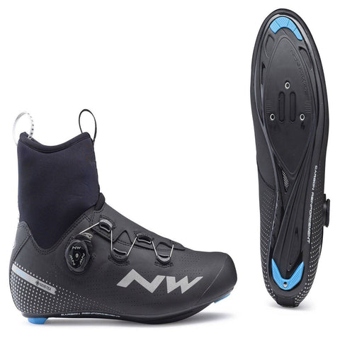 Northwave Celsius R Arctic GTX Winter Road Boots Black