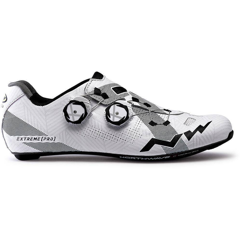 Chaussures Route Northwave Extreme Pro - Blanc - oneillscyclestore