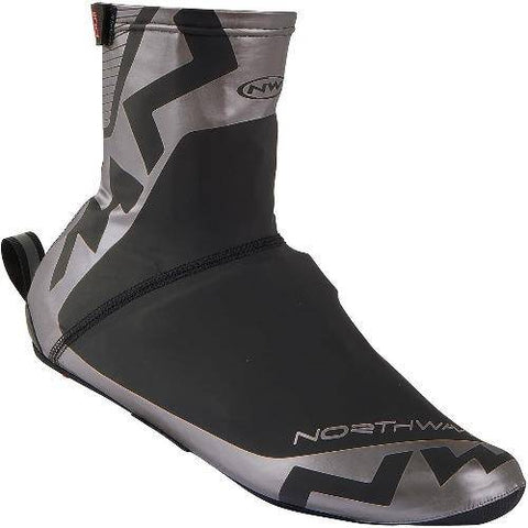 Cubrezapatillas de ciclismo Northwave H2O Winter High - Reflectante - oneillscyclestore