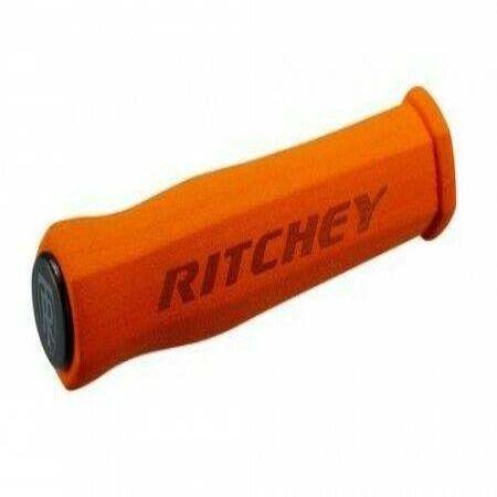 Poignées de guidon Ritchey WCS Ergo Truegrip Foam - Orange - Oneillscyclestore