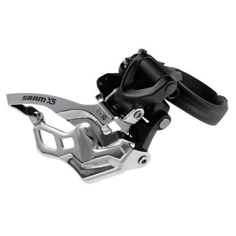 Desviador frontal SRAM X5 High Clamp 31.8 / 34.9 negre