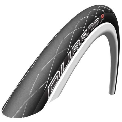 Schwalbe Durano Folding Road Tyre - Wired