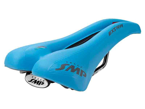 Selle SMP Extra Saddle blue