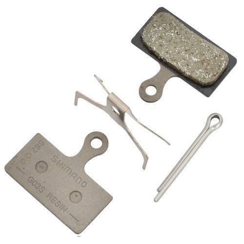 Shimano G03S Steel Backed Resin Disc Brake Pads - oneillscyclestore