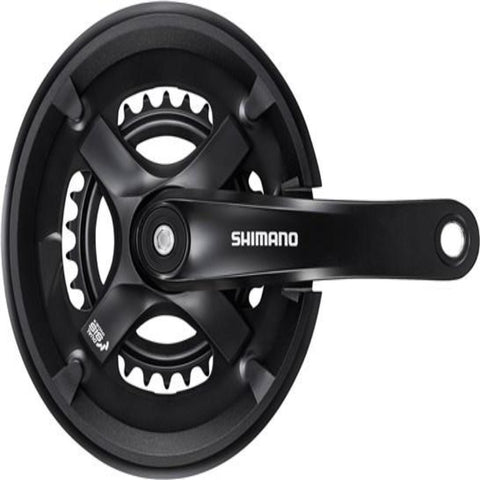 Shimano Tourney TY501 Chainset3x6 / 7/8 Speed