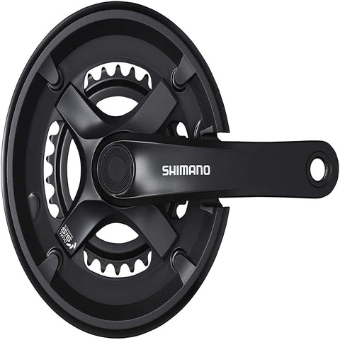 Imatge de Shimano Tourney TY501 Chainset3x6 / 7/8 Speed