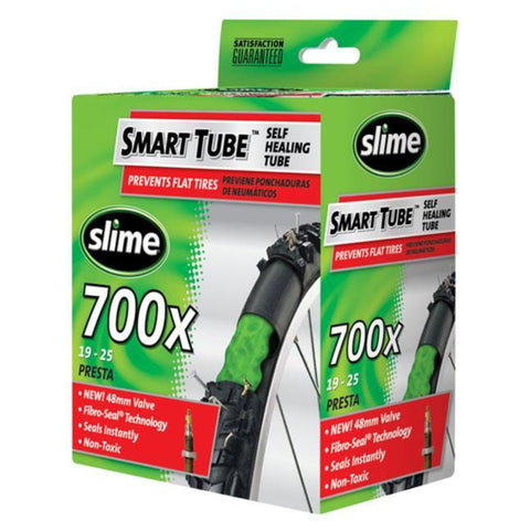 Slime Smart Interior Tube 700 x 19 / 25c Presta Valve