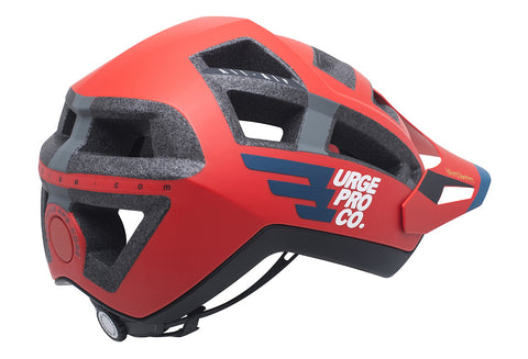 Casco Urge All-Air Rosso 2021