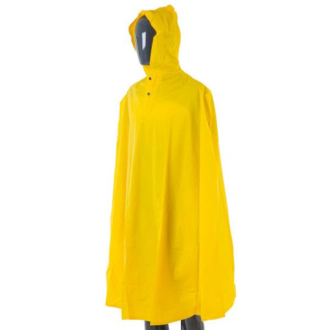 ETC Adult Rain Cape With Hood