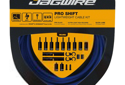 Jagwire Pro Shift Cable Kit - Blue