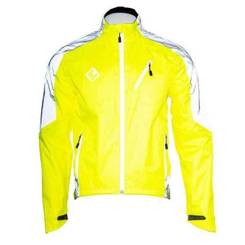 ETC Arid Force 10 Rain Jacket Yellow