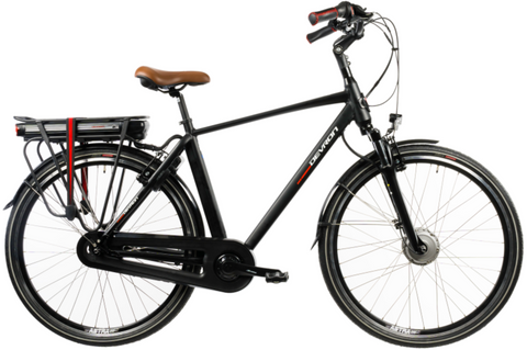 Devron Herren Electric City Bike 28123