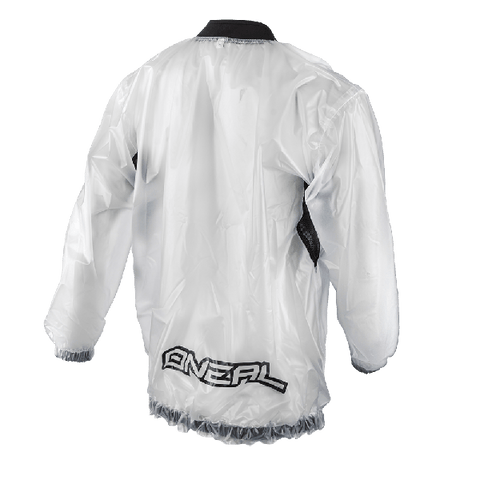 Image of O'Neal Splash Rain Jacket Clear