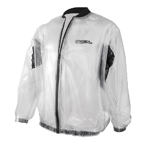 O'Neal Splash Rain Jacket Clear