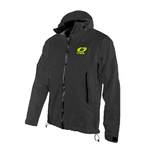 Image of O'Neal Tsunami Rain Jacket Black
