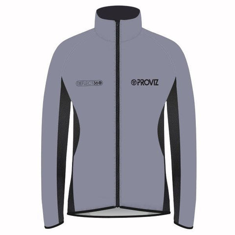 Image of Proviz Perfomance R360 Jacket Silver Race Cut