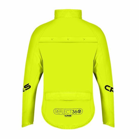 Image of Proviz Reflect360 CRS Jacket Fluro Yellow