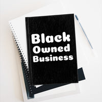 Black Owned Business Journal - Blank