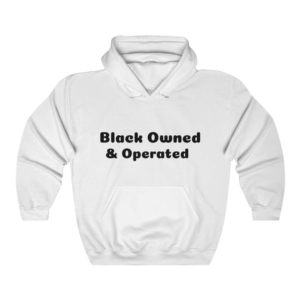 Black Owned & Operated Unisex Heavy Blend™ Hooded Sweatshirt