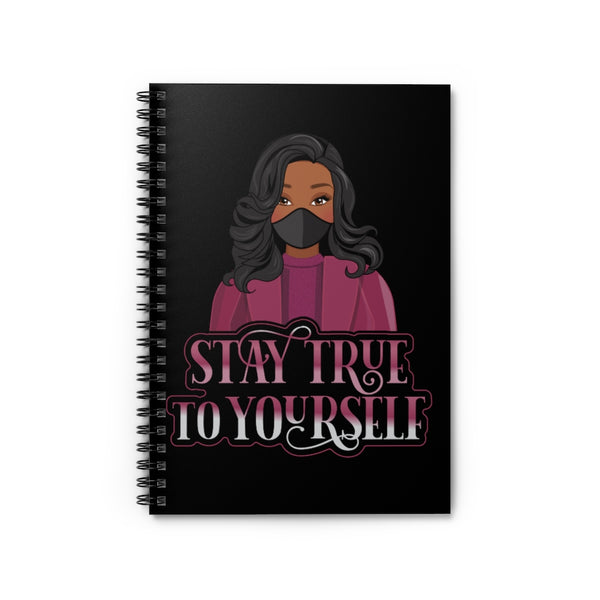 Our Flotus Spiral Notebook - Ruled Line