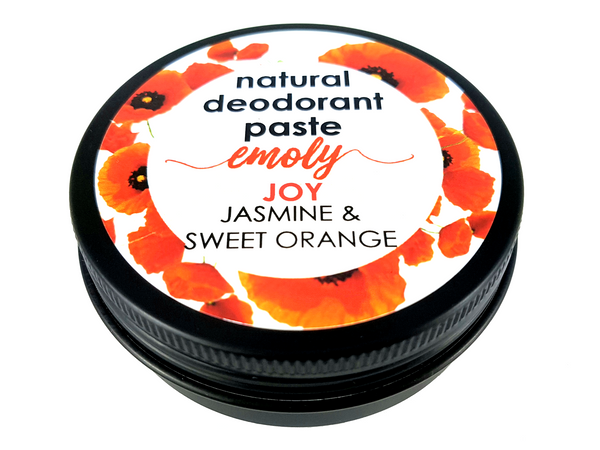 Natural Deo Paste - Joy - Jasmin