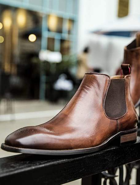 workwear chelsea boots