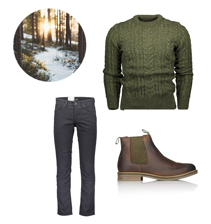 for him outfit