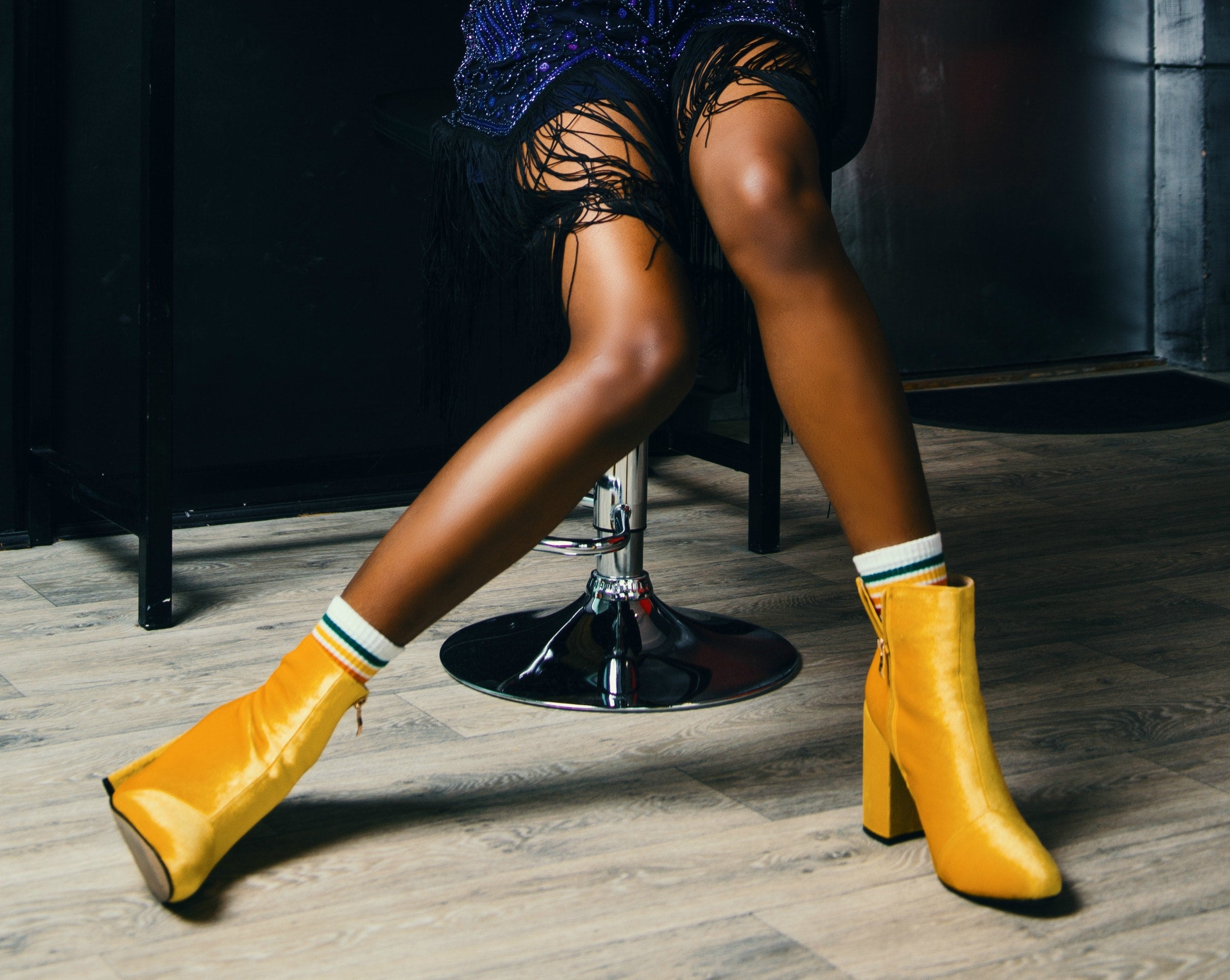 What types of ankle boots are there