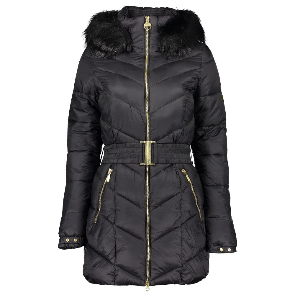 HIGHPOINT QUILTED JACKET