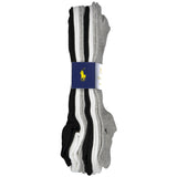 Ultra-Low Cut Logo Socks Six Pairs