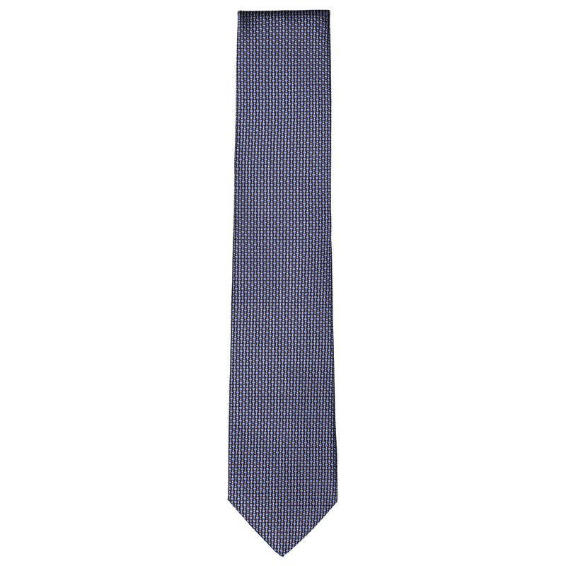 Patterned Silk Jacquard Tie (6152220704944)
