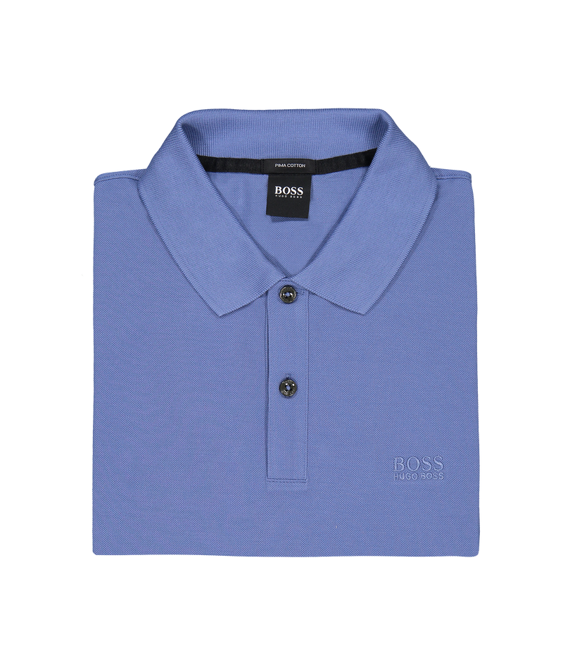 Pallas Pima-Cotton Pique Polo Shirt