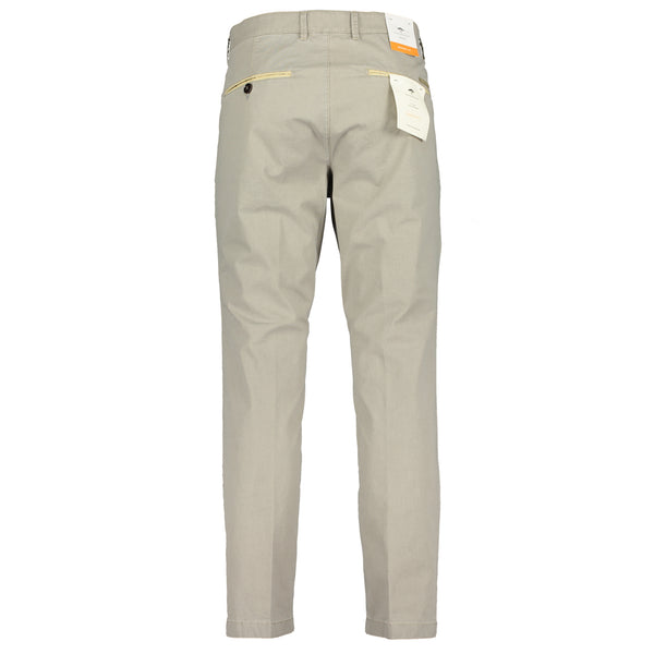 Plain Stretch Cotton Chinos