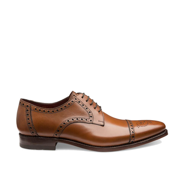 Foley Semi-Brogue Derby Shoes