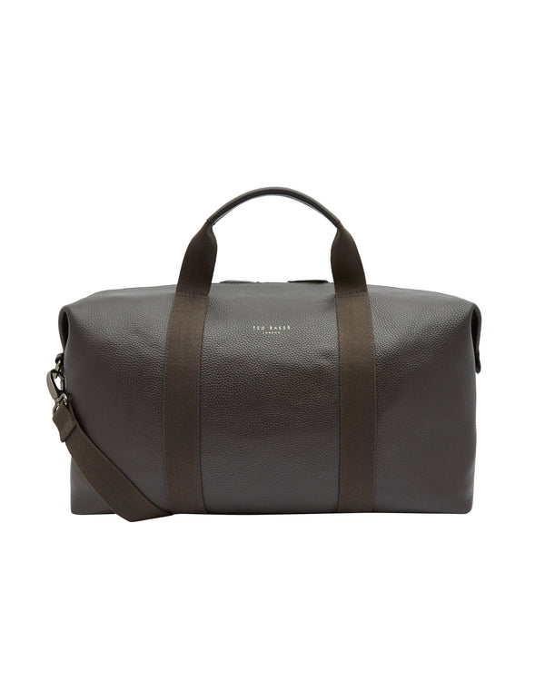 Holding Leather Holdall