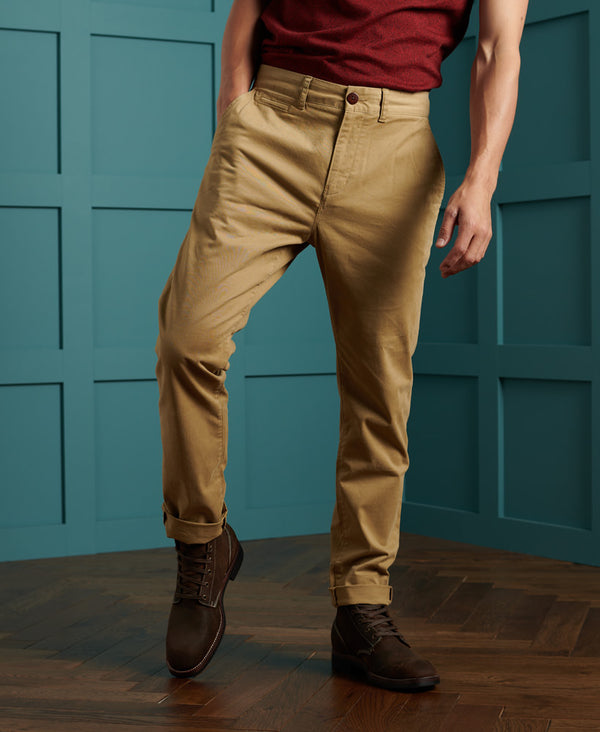 Core Slim Chino Trousers