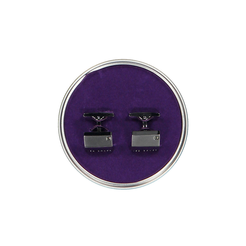 Summers Corner Crystal Square Cufflinks