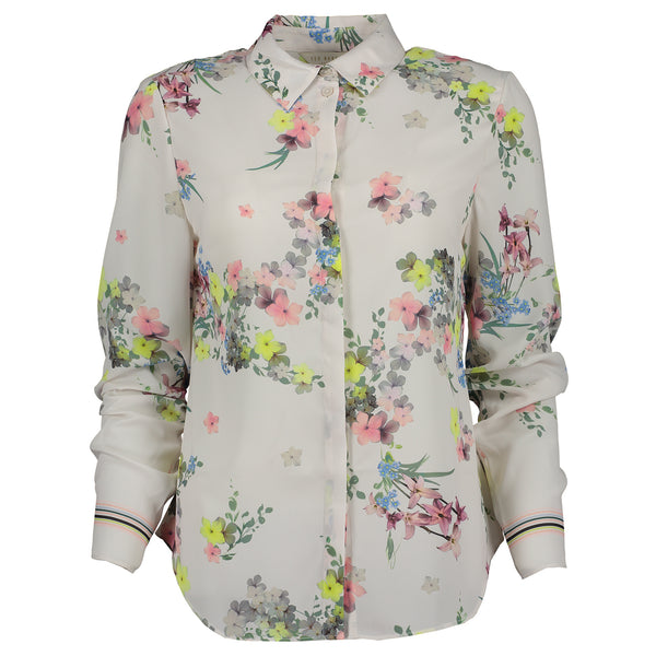 Aadele Pergola Button Up Blouse
