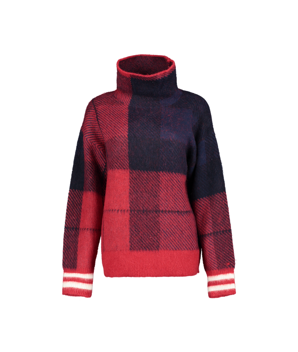 Icon High Neck Sweater