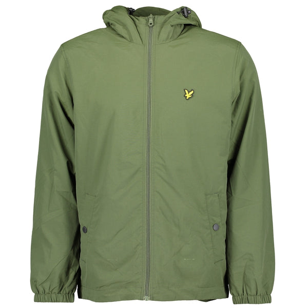 Microfleece Lined Zip Through Jacket