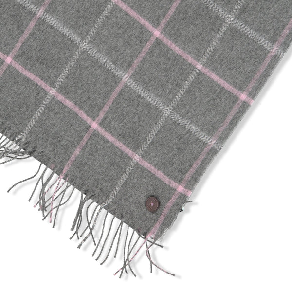 Halwil Window Check Scarf