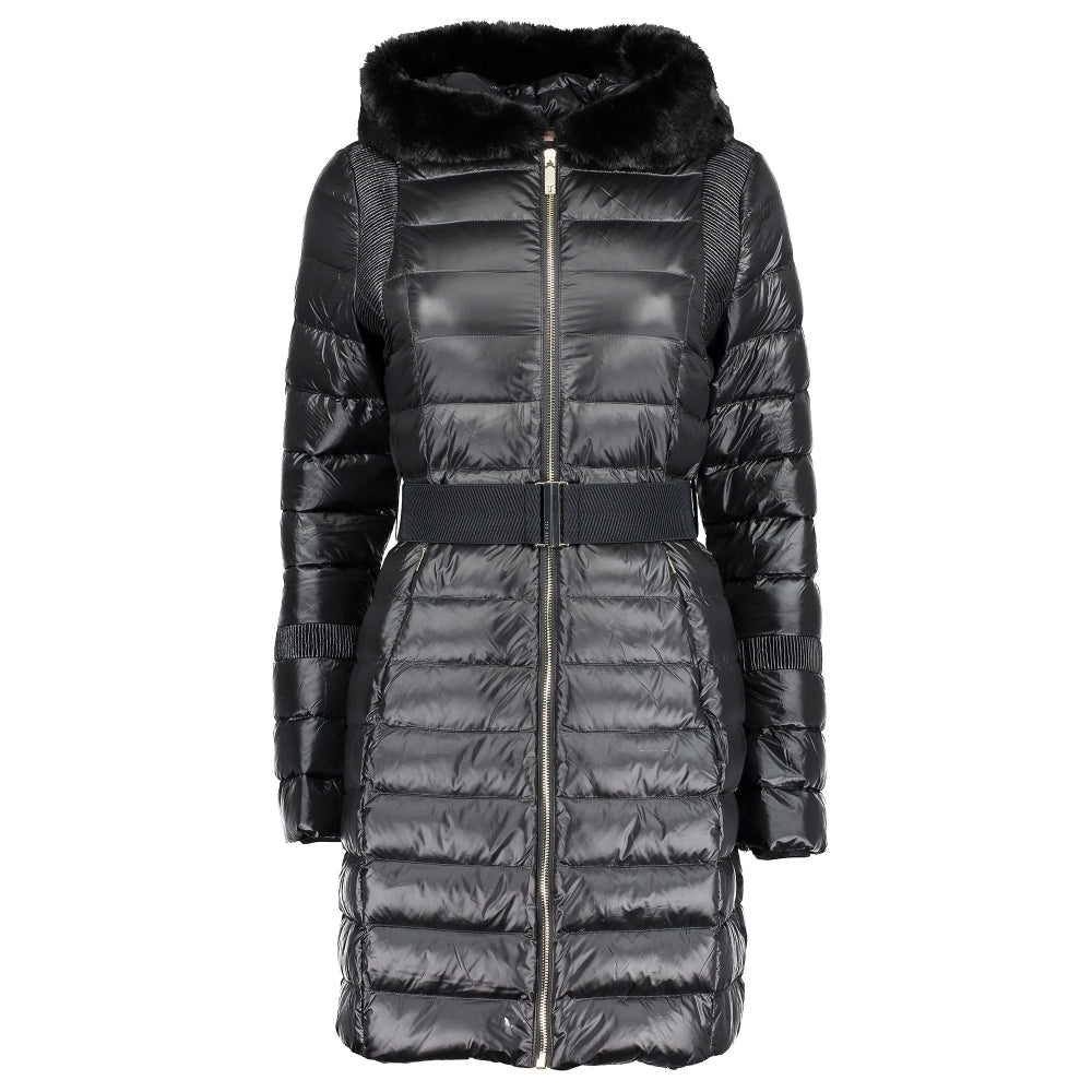 f1e008b02 Ted Baker Yandle Long Down Coat With Hood